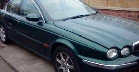 Jaguar x type 2.1 v6