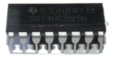 Sn74hc595 74hc595 8-bit Shift Registers 3-state Output Registers Us Seller