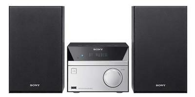 Sony Micro Hi-Fi Stereo Sound System with Bluetooth Wireless Streaming NFC, CD