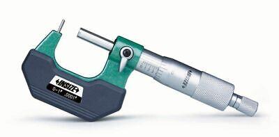 3261-1 Insize Tube Micrometer Pin Anvil 0-1