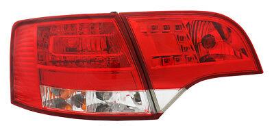 LED Rückleuchten Heckleuchten Set für Audi A4 B7 04-08 Avant, in rot/klar gebraucht kaufen  Deutschland