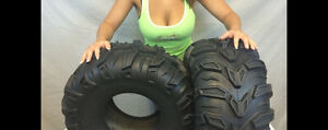 Looking for  25, 11, 10 or 25,12,10  atv tires wirh good tread