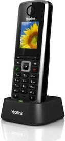 YeaLink W52P Handset and Handset base only no base station