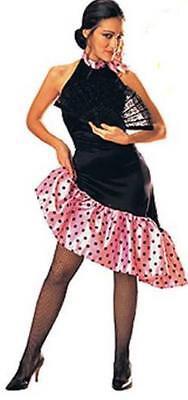 NEW  Flamenco Dancer Costume Adult Standard size