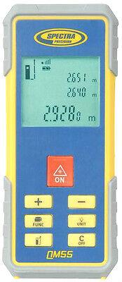 Qm55 Spectra Precision Digital Laser Quick Measure Distance Meter Volume Area