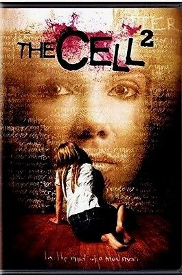 The Cell 2 New Dvd Horror Sequel Buy 2 Items Get  2 Off