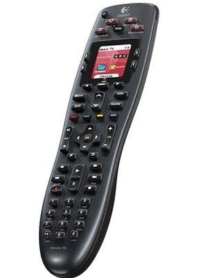 Logitech Harmony 700 Advanced Universal Remote Control Color Screen