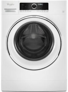 """Whirlpool 24"""" White Compact Front Load Washer - WFW5090GW"""
