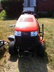 2012 Ariens Lawn and Garden Tractor with Blower