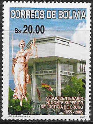 Bolivia 2007 Corte Suprema de Justicia