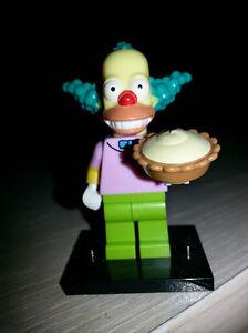 Lego Simpsons Krusty