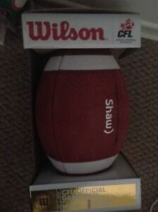 GREY CUP SIGNATURE WILSON FOOTBALL