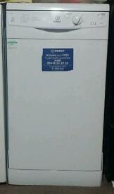 Indesit ids105 dishwasher slim