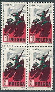 Poland stamps MNH (Mi. 1513) Warsaw uprising (4x) - <span itemprop='availableAtOrFrom'>Bystra Slaska, Polska</span> - Poland stamps MNH (Mi. 1513) Warsaw uprising (4x) - Bystra Slaska, Polska