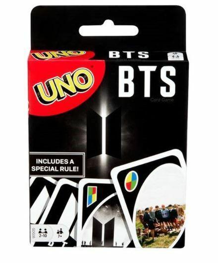 BTS Uno Card Game PRE ORDER