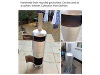 Handmade wood burner / patio heater / oven / smoker