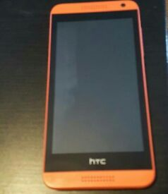 HTC desire 610 phone (coral)