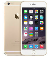 Apple iPhone 6 Plus 128GB Gold, Factory Unlocked, Sealed Box