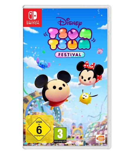 Nintendo Switch Spiel Game Disney Tsum Tsum Festival NEU