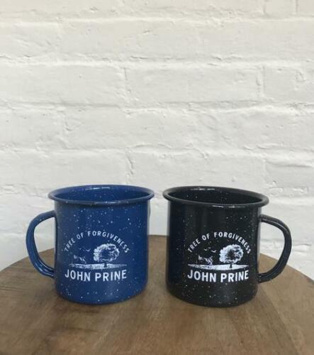 John Prine Tree Of Forgiveness Drinkware Camping Mug Set (2 qty)