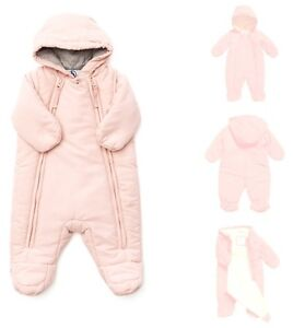 For Sale: PETIT BATEAU INFANT SNOWSUIT size 6 months