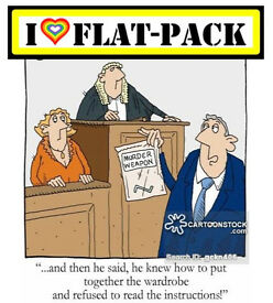 Professional Flatpack Assembly Service.