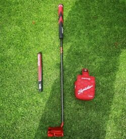 Taylormade Tour Spider, Mint condition, Jason Day Red