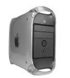 older Apple desktop computer