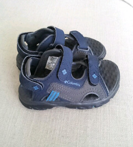 BRAND NEW Columbia Boys Sandals Size 8