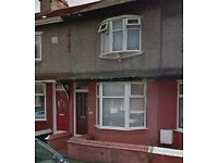 3 bed mid terr in Allerton L18 close to shops in the dales, gch, double glazing, new decoration