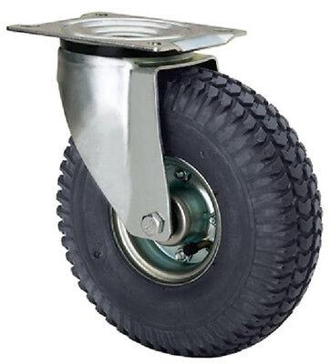 Luftrad / Luftrollen 200kg Tragfähigkeit Kugellagerrad