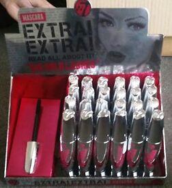 W7 Mascara Black Extra Extra Bold