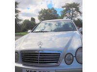 Mercedes-Benz CLK CLK200 Kompressor 2.0 auto 2001MY Elegance