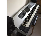 Roland Fantom G8 Digital Piano Synth Workstation + Full Flight Case.