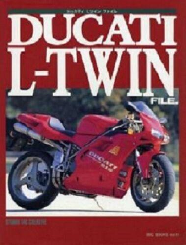 Ducati L-TMIN File : analytics photo & guide book