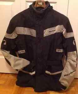 Men's Bering removable lining Motorcycle Jacket