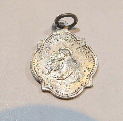 Médaille de Notre Dame de Hal PPN (4) en aluminium