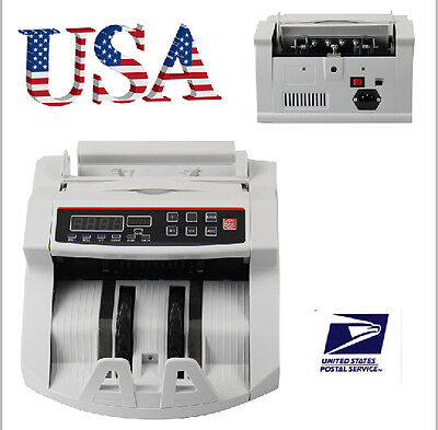 Bill Money Counter Worldwide Currency Cash Counting Machine Uv Mg Counterfeit