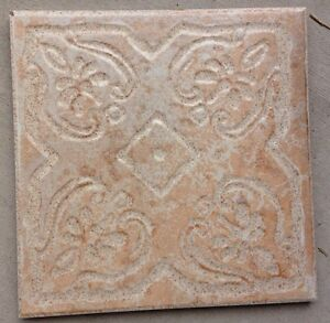 "Designer Look Wall Ceramic Tiles 6"" x 6"""