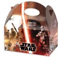 10 Star Wars Scatole Per Alimenti Da Trasporto Cestino Del Pranzo Bambini - star wars - ebay.it