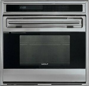 """Wolf L series 30"""" wall oven Brand New/Never been Used!"""