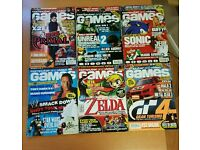 COMPUTER AND VIDEO GAMES MAGAZINES