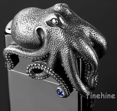 OCTOPUS 3D Figurine ZIPPO-Highlight Choice 2015/2016 LIMITED xxx/2500 neu+ovp