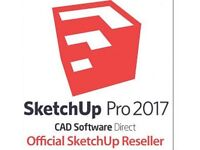Sketchup pro 2017 Full version PC / MAC