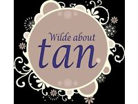 Wilde about Tan - professional spray tanning in Loughborough and Leicester
