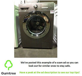 Samsung Washing Machine 8kg (New) Free Delivery -- Read the description before replying to the ad!!