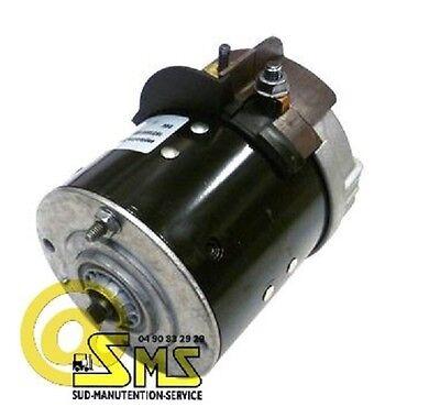 Motor Bomba Hidráulica 24V Microfono 18A 20 Ecia Hpi Carretilla Eléctrico