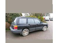 Subaru fwd