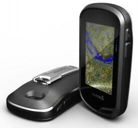 GARMIN OREGON 6OO GPS BRAND NEW WITH ALL SCOTTISH MAPS