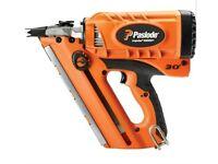 Paslode IM350+ Impulse 1st Fix Gas Framing Nailer 6 Volt 2 X 1.2Ah Ni-Cd